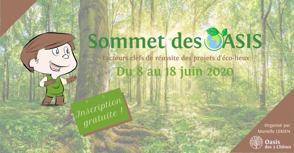 Sommets des oasis du 8 au 18 juin 2020